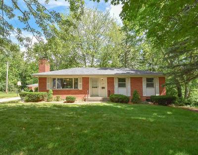 Ann Arbor Single Family Home For Sale: 1516 Arborview Blvd