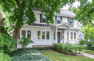 Ann Arbor Single Family Home For Sale: 1327 Brooklyn Ave