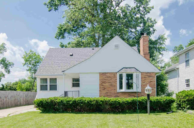 Ann Arbor Single Family Home For Sale: 1521 Franklin St