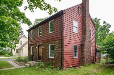 Ann Arbor Single Family Home For Sale: 1407 E Stadium Blvd