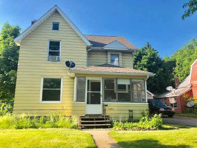 Jackson Multi Family Home For Sale: 2202 E Ganson St