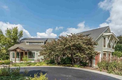 Ann Arbor Single Family Home For Sale: 3672 Prospect Rd