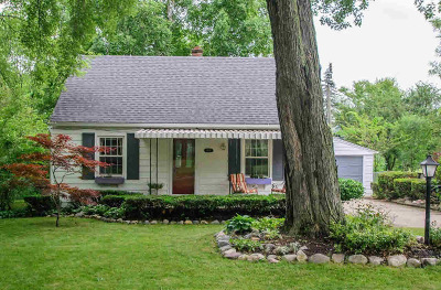 Ann Arbor Single Family Home For Sale: 3333 Edgewood Dr