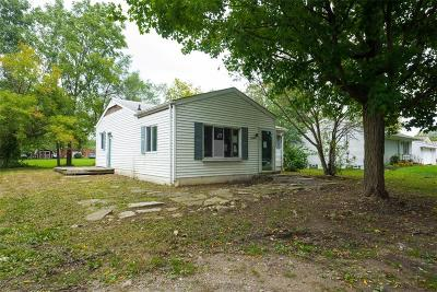 Single Family Home For Sale: 4909 White Lake Rd