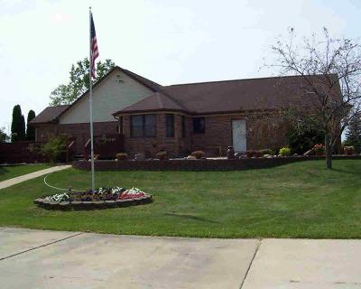 Britton MI Single Family Home For Sale: $325,000