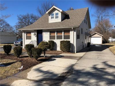 Single Family Home For Sale: 3142 Varjo Crt