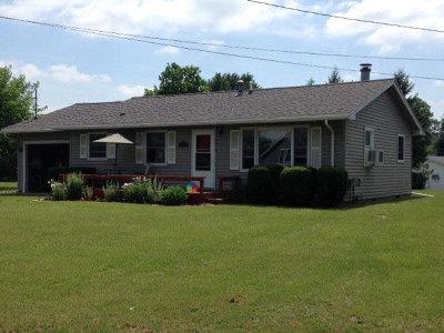 Jerome Single Family Home For Sale: 10720 Arrowhead Cir