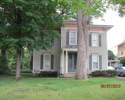 Albion Single Family Home For Sale: 515 E Michigan Ave