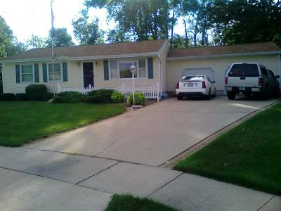 Lenawee County Single Family Home For Sale: 1046 Brookside