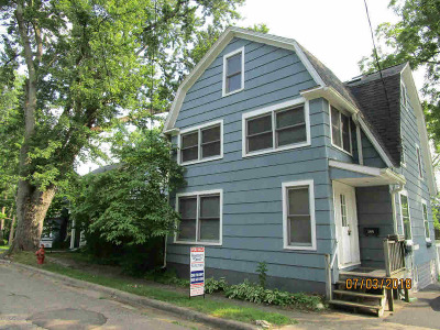 Albion Single Family Home For Sale: 500 Linden Ave