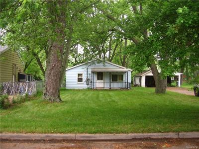 Lansing Single Family Home For Sale: 2800 Midwood St