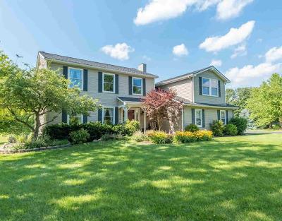 Washtenaw County Single Family Home For Sale: 1478 Fieldstone Ct