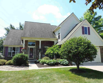 Washtenaw County Single Family Home Contingent - Financing: 5954 Cottonwood Dr