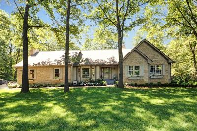 Single Family Home For Sale: 15915 Cavanaugh Lake Rd
