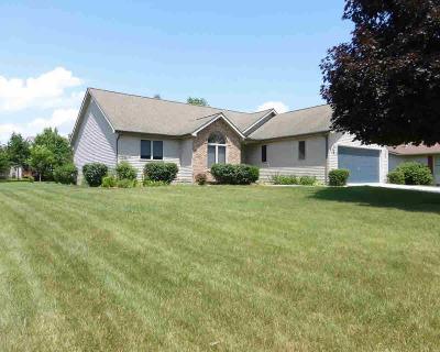 Washtenaw County Single Family Home Contingent - Financing: 698 Lexington Dr