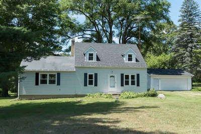 Grass Lake Single Family Home Contingent - Financing: 6750 Baldwin
