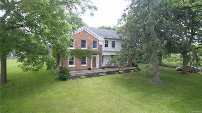 Jackson MI Single Family Home For Sale: $299,999