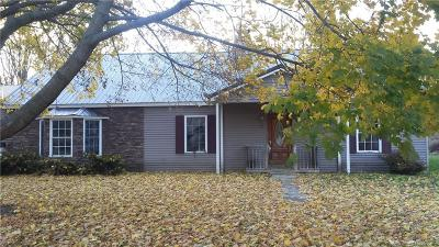 Single Family Home For Sale: 64 Marlette St