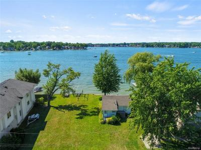 West Bloomfield Single Family Home For Sale: 7580 Barnsbury Dr