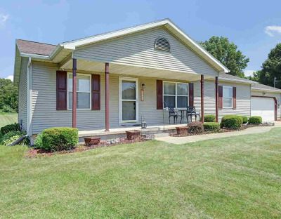 Rives Junction Single Family Home For Sale: 3040 Berry Rd