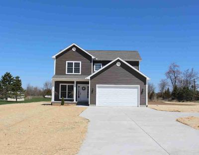 Grass Lake Single Family Home Contingent - Financing: 2402 N Burgett Ln