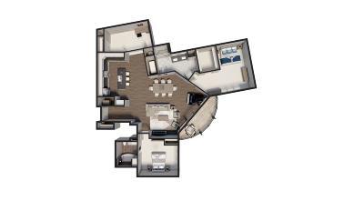 Ann Arbor Condo/Townhouse For Sale: 218 W Kingsley