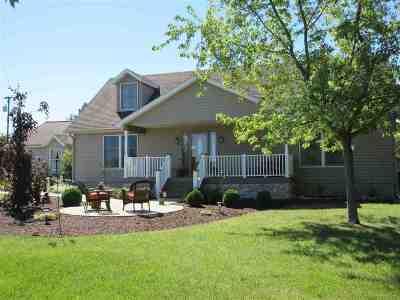 Tecumseh MI Single Family Home For Sale: $264,900