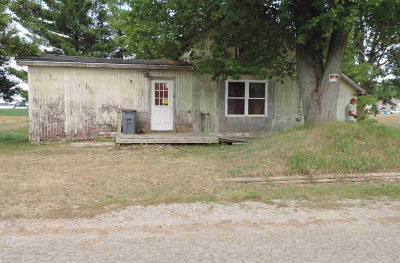 Grass Lake Single Family Home For Sale: 13150 Bohne Rd