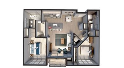 Ann Arbor Condo/Townhouse Contingent - Financing: 218 W Kingsley