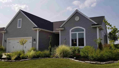 Washtenaw County Single Family Home Contingent - Financing: 633 Marblewood Ln