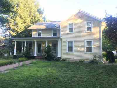 Lenawee County Single Family Home Contingent - Financing: 1101 Williams St