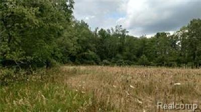 Chelsea MI Residential Lots & Land For Sale: $235,000