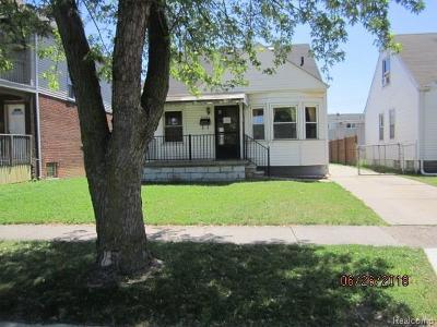 Single Family Home For Sale: 17250 Eddon St