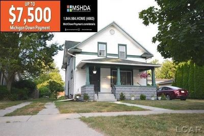 Lenawee County Single Family Home For Sale: 816 North Street