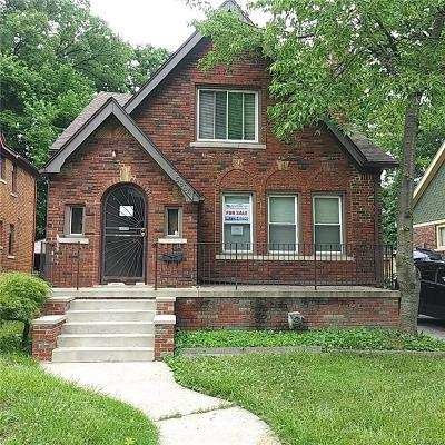 Single Family Home For Sale: 5984 Yorkshire Rd