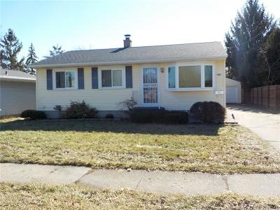 Single Family Home For Sale: 3035 Weiss St