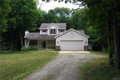 Single Family Home For Sale: 5181 Jamerlea Ln