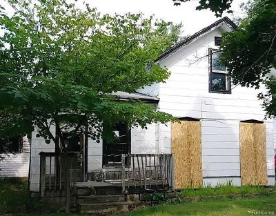 Single Family Home For Sale: 618 S Park St