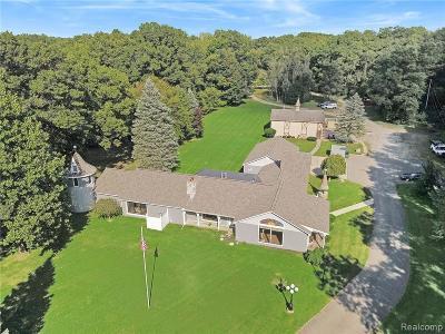 Lake Orion Single Family Home For Sale: 909 Joslyn Rd