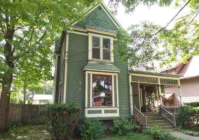Single Family Home For Sale: 310 Michigan Ave.