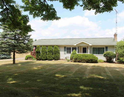 Grass Lake Single Family Home Contingent - Financing: 7690 Greenwood Rd