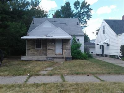 Single Family Home For Sale: 12531 E State Fair St