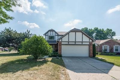 Single Family Home For Sale: 29838 Keller Dr