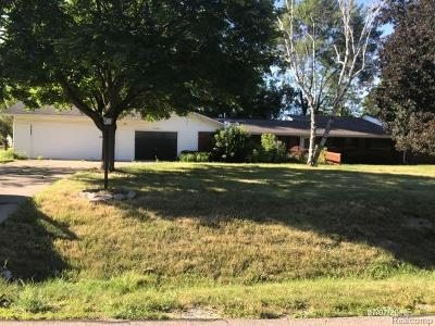 Single Family Home For Sale: 31964 Staman Crt