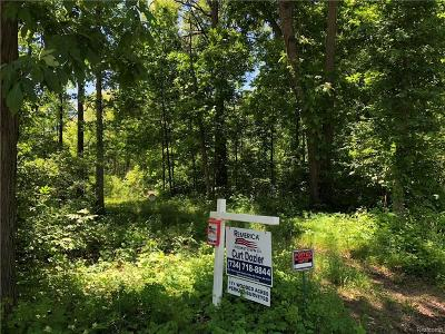 South Lyon MI Residential Lots & Land For Sale: $184,900
