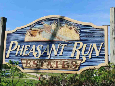 Residential Lots & Land For Sale: Pheasant Run