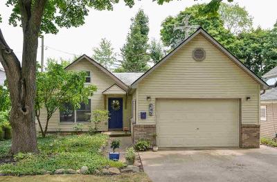 Ann Arbor Single Family Home For Sale: 409 Virginia Ave