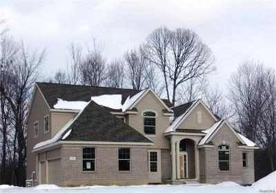 Southfield Single Family Home For Sale: Coventry Woods Ln