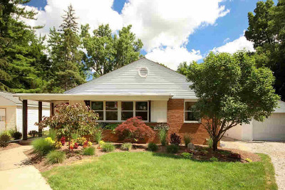 Washtenaw County Single Family Home For Sale: 424 Mark Hannah Pl