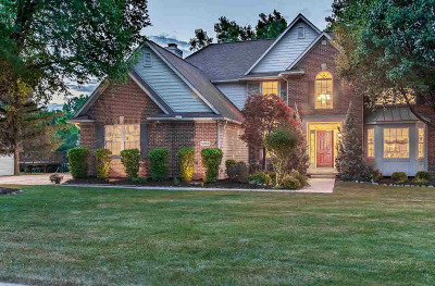 Washtenaw County Single Family Home Contingent - Financing: 1418 Waterways Dr